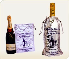 Thermal Bags for Wine Bottles